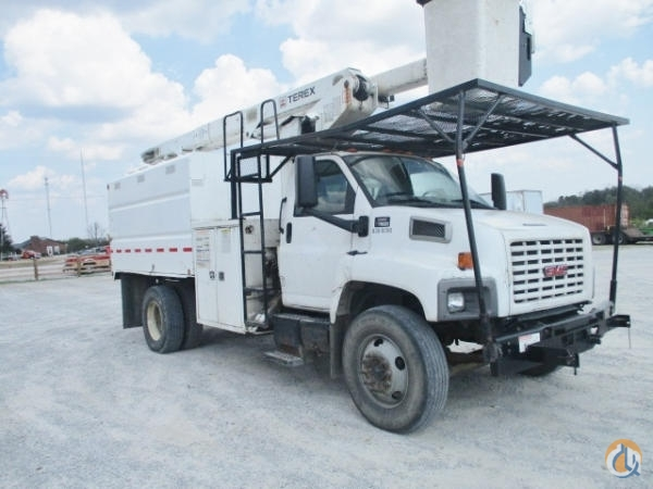 Sold 2006 GMC C7500 DIESEL Crane for  in Bardstown Kentucky on CraneNetwork.com