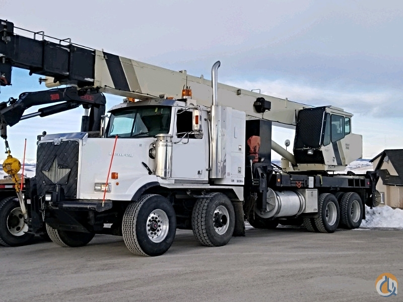 2008-2000 National-Western Star 18103 40 Ton Boom Truck Crane CranesList ID 322 Crane for Sale in Calgary Alberta on CraneNetwork.com