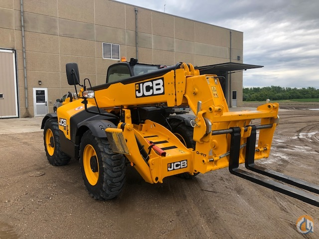 2016 JCB 509-45 Crane for Sale in Fullerton North Dakota on CraneNetwork.com