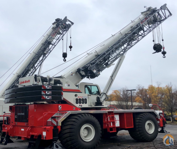 2019 RTC-8090II IN STOCK Crane for Sale in Lyon Charter Township Michigan on CraneNetwork.com