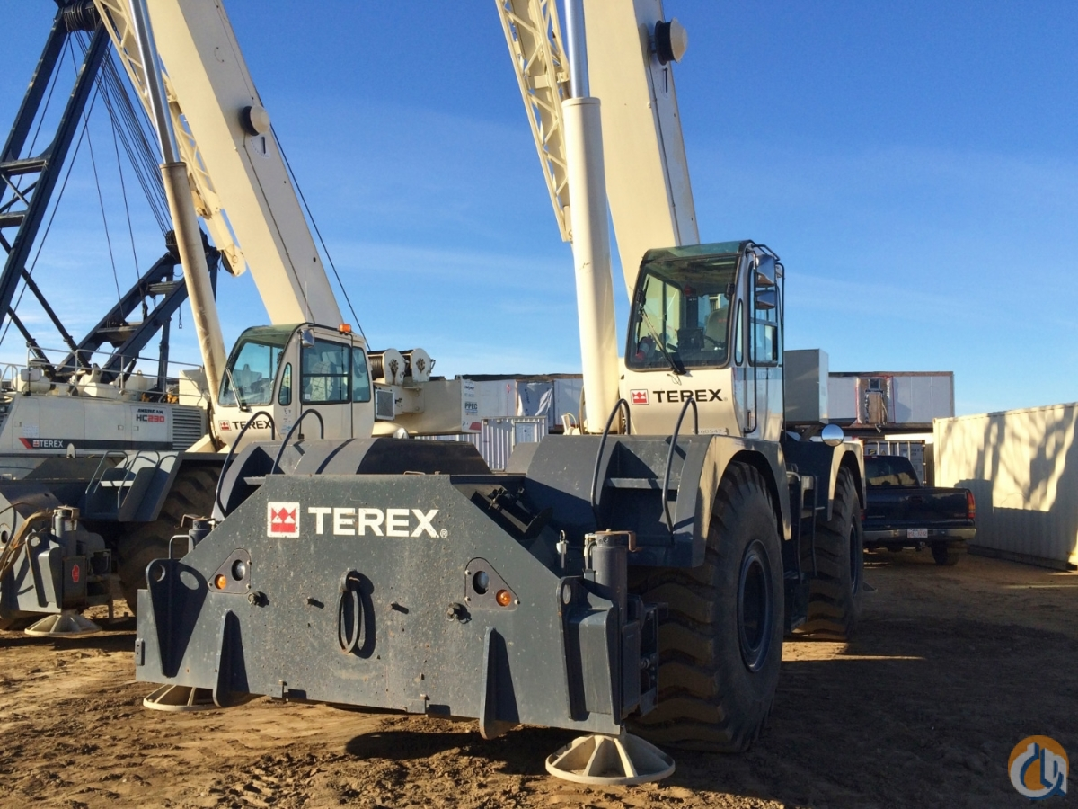 2011 TEREX RT-670 Crane for Sale or Rent in Savannah Georgia on CraneNetwork.com