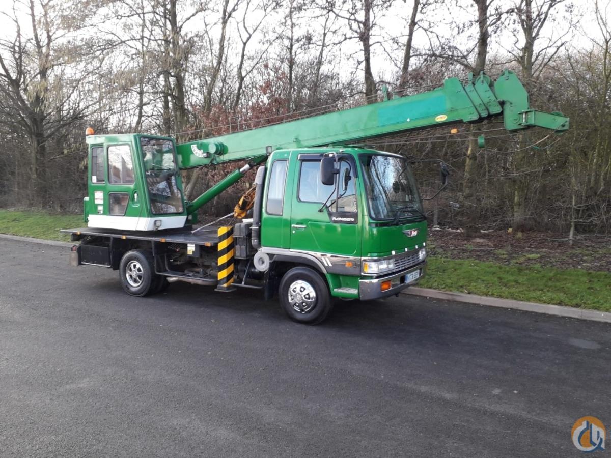 Tadano - TS75M - 7 Ton Truck Crane Crane for Sale in Cannock England