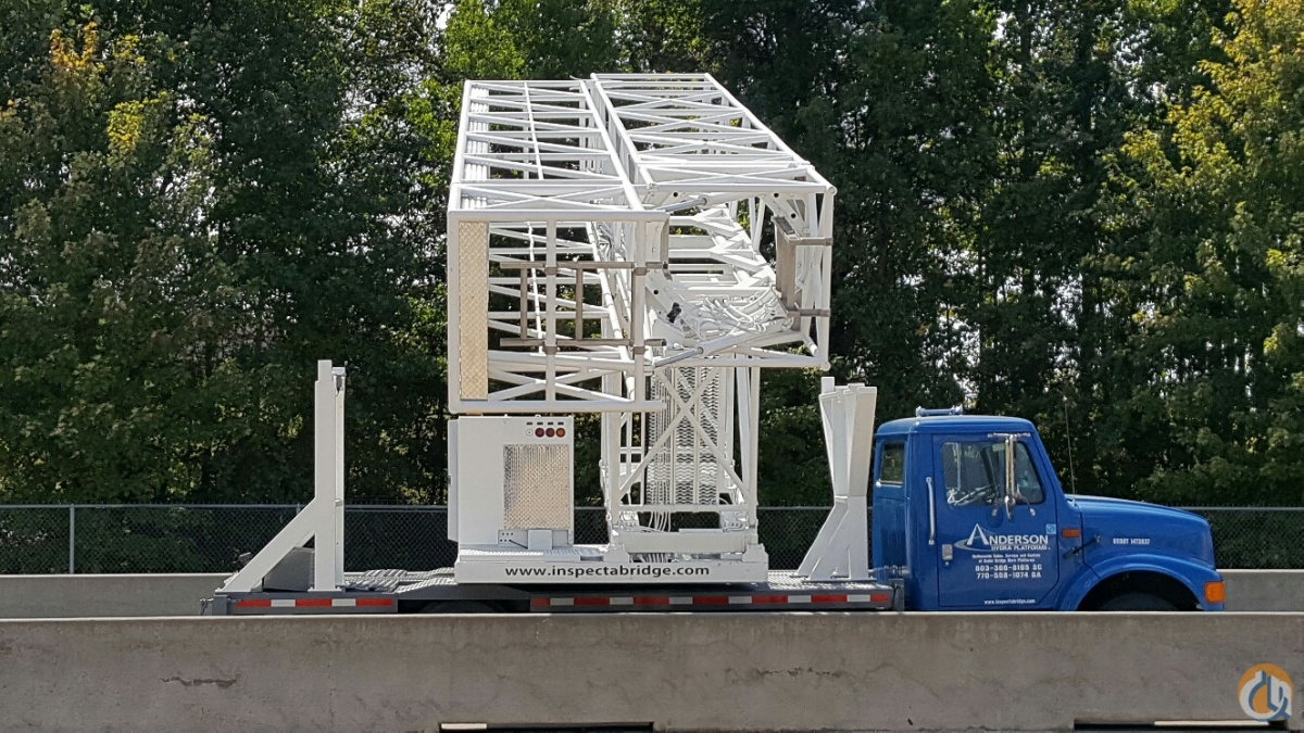 Touche  26 Truck Mounted Work Platform Crane for Sale in Rock Hill South Carolina on CraneNetworkcom