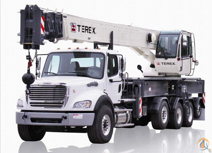 2017 Terex Crossover 5000 Crane for Sale in Waverly Iowa on CraneNetworkcom