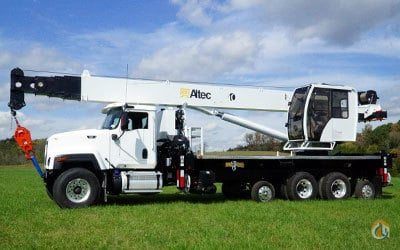 2016 ALTEC AC45-127S Crane for Sale in Roanoke Virginia on CraneNetwork.com