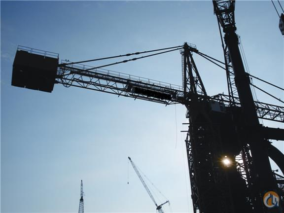 Liebherr tower cranes specifications : Sold liebherr c tower crane for in acworth