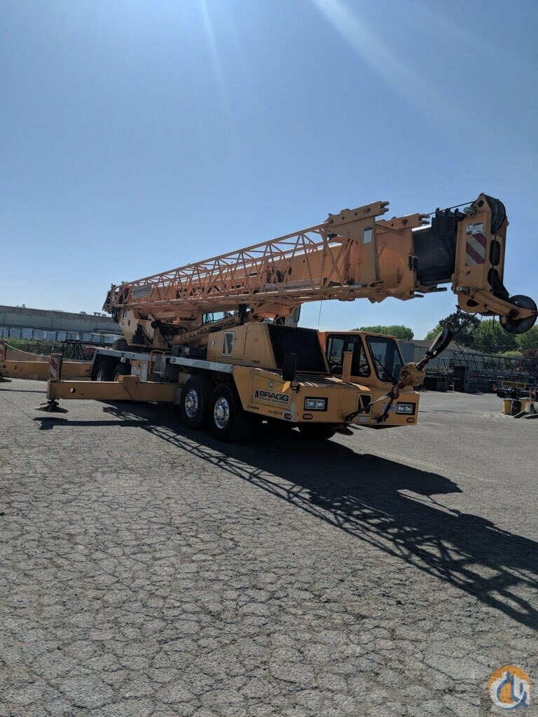 2007 Link-Belt HTC 8690 II Crane for Sale in Richmond California on CraneNetwork.com