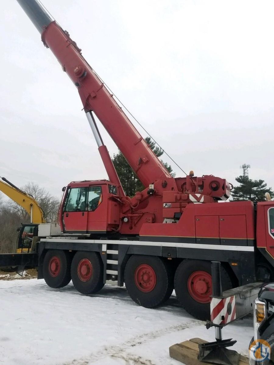 2002 LIEBHERR LTM1080-1 Crane for Sale in Avon Massachusetts on CraneNetwork.com