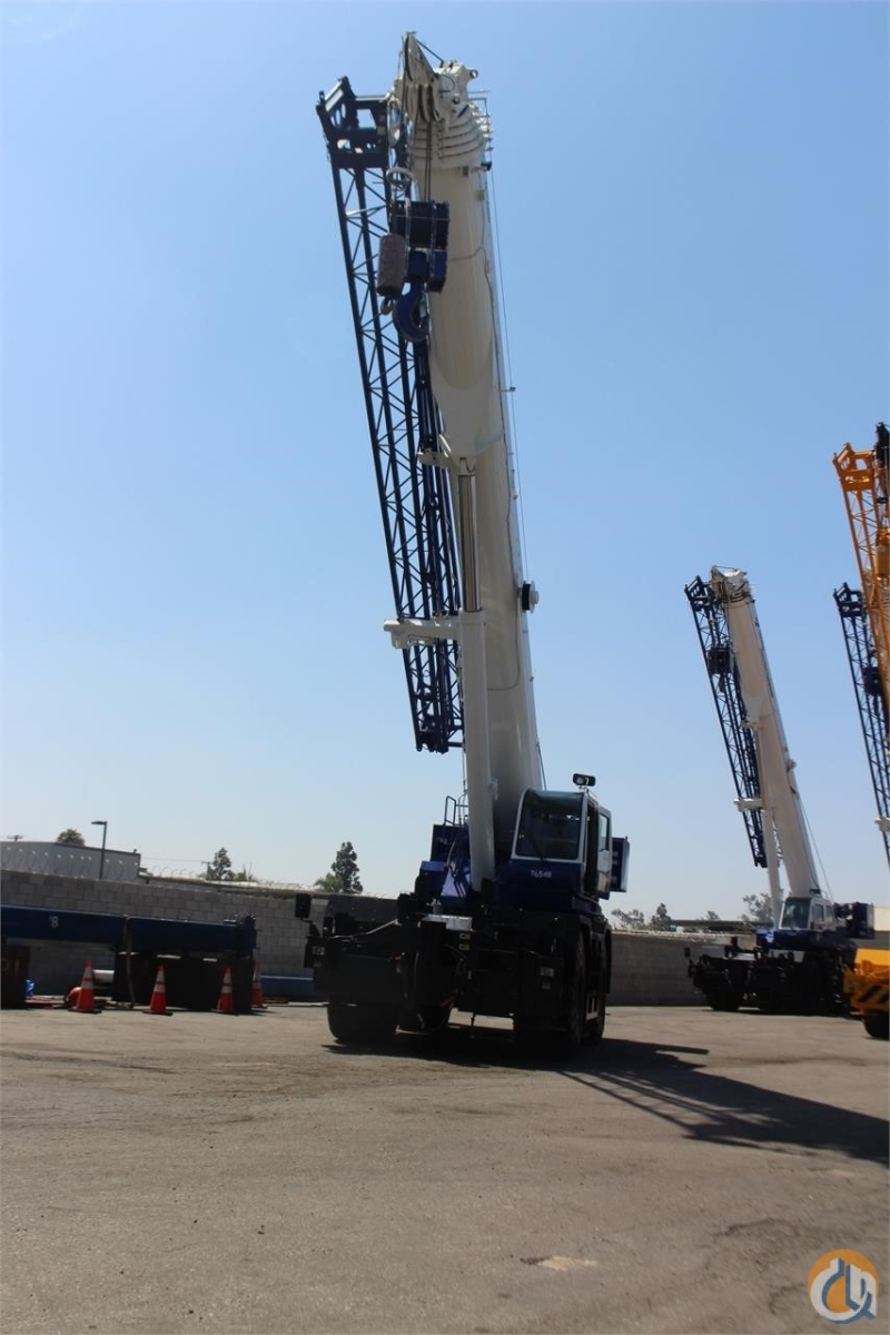 2018 TADANO GR1200XL Crane for Sale or Rent in Santa Ana California on CraneNetwork.com