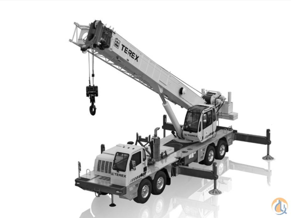 2016 TEREX T560-1 Crane for Sale in Bridgeview Illinois on CraneNetworkcom