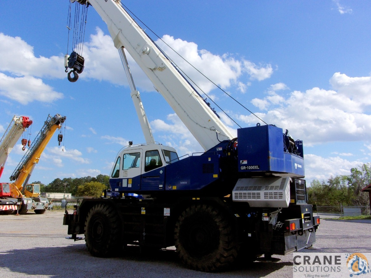 Crane for Sale or Rent in Columbia South Carolina on CraneNetwork.com