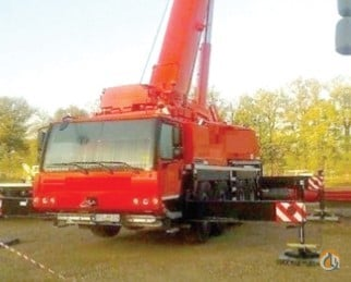2013 Liebherr LTM 1100-4.2 Crane for Sale on CraneNetwork.com
