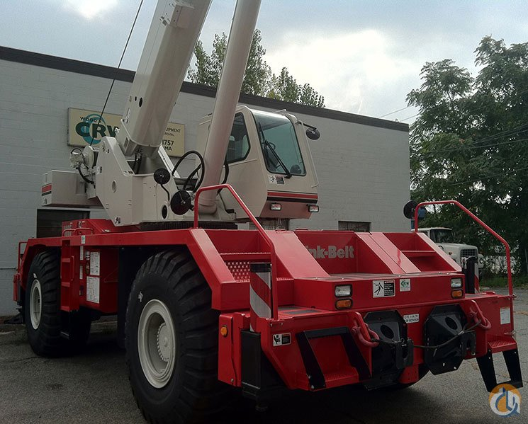 2011 Link-Belt RTC8065II Crane for Sale in Central Square New York on CraneNetworkcom