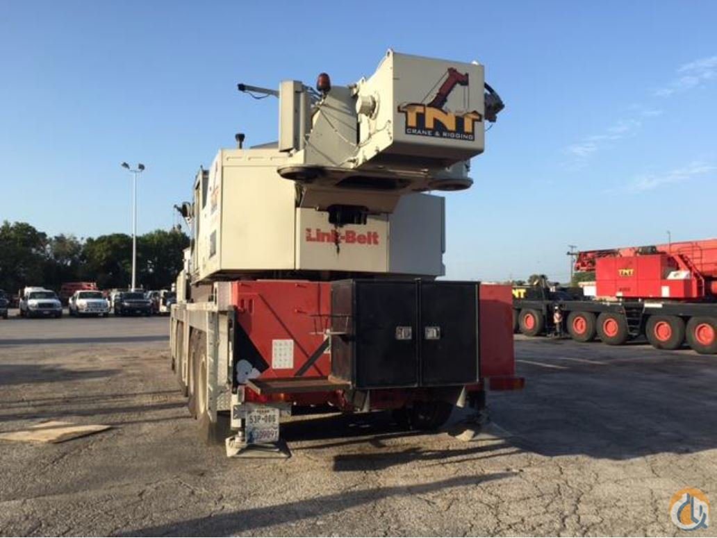 2007 Link-Belt ATC-3200 Crane for Sale in Fort Worth Texas on CraneNetworkcom