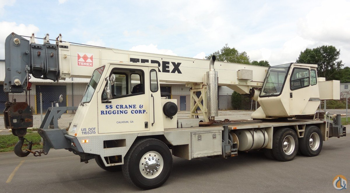 1998 Terex T340 Crane for Sale in Calhoun Georgia on CraneNetwork.com