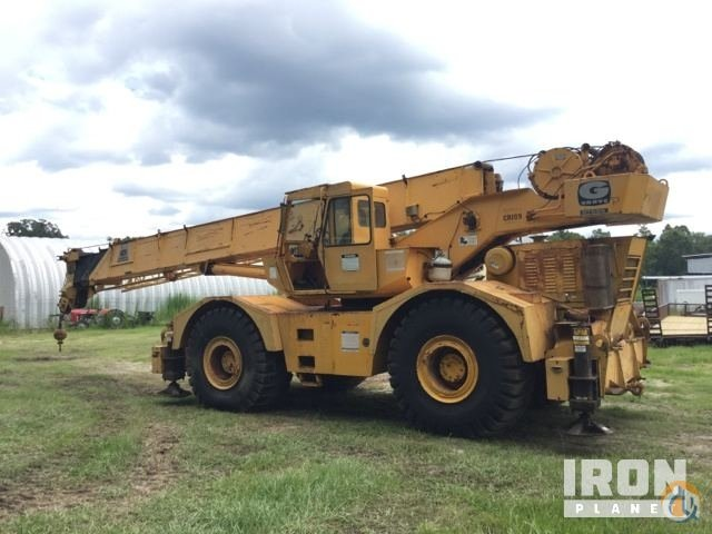 Sold 1977 Grove RT65S Rough Terrain Crane Crane for  in Callahan Florida on CraneNetworkcom
