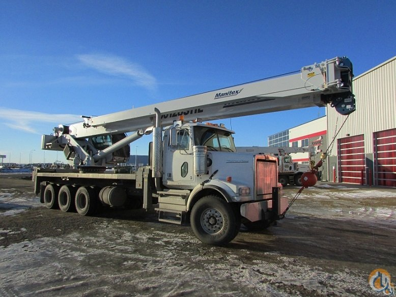 2015 Manitex 50128SHL Crane for Sale in Nisku Alberta on CraneNetwork.com