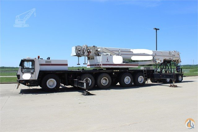 1994 Krupp KMK 5160 Crane for Sale in Norwalk Iowa on CraneNetwork.com