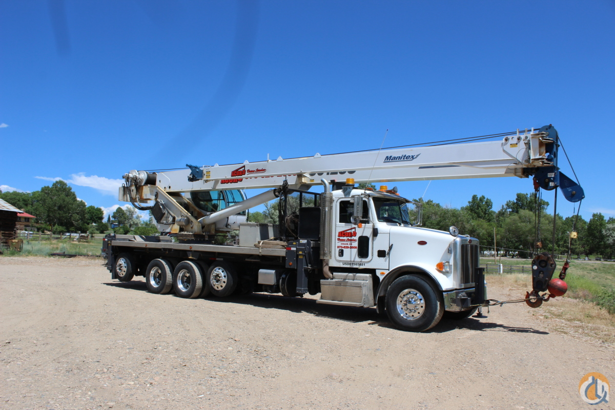 2014 Manitex 50128S Crane for Sale on CraneNetwork.com