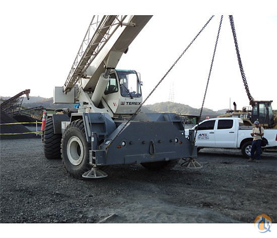 2008 Terex RT335-1 Crane for Sale on CraneNetwork.com