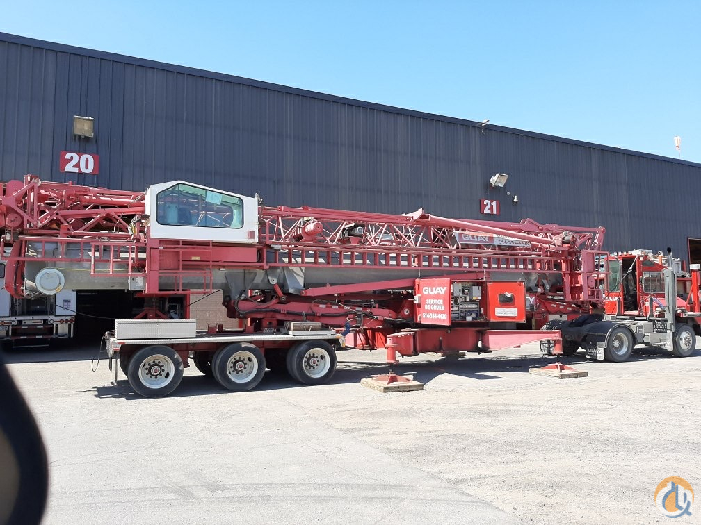 2006 Potain HDT80 Crane for Sale in Montral Qubec on CraneNetwork.com