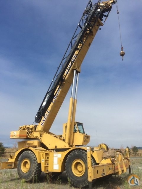 1997 GROVE RT750 Crane for Sale in Olympia Washington on CraneNetworkcom