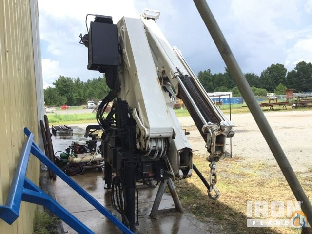 Sold IMT 20141K2 Truck Mounted Boom Crane for  in Marshall Texas on CraneNetwork.com