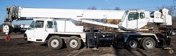 75 Ton Truck Crane Long Boom Simple Technology Crane for Sale on CraneNetwork.com