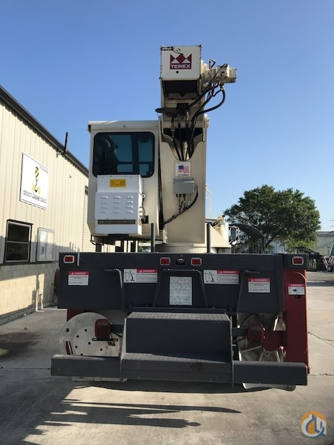 2007 Terex RS70100 Crane for Sale in Fort Pierce Florida on CraneNetwork.com
