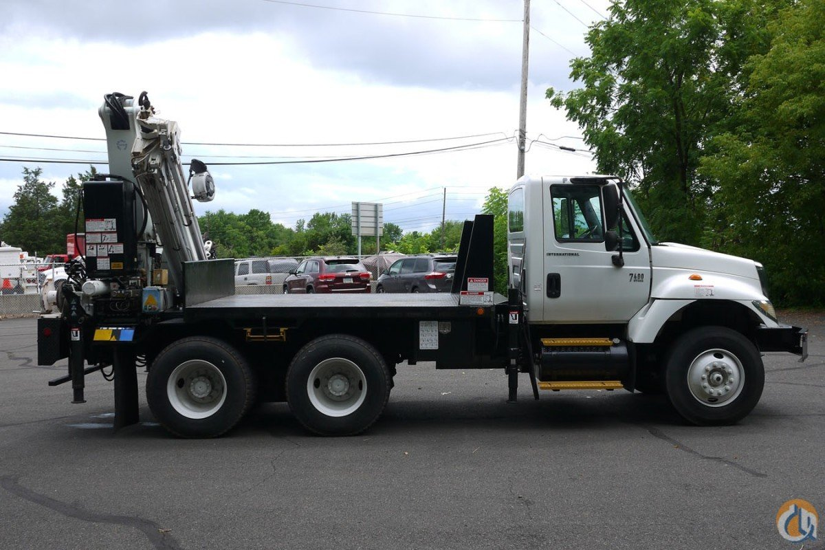 2003 EFFER 20106S Crane for Sale in Hatfield Pennsylvania on CraneNetwork.com