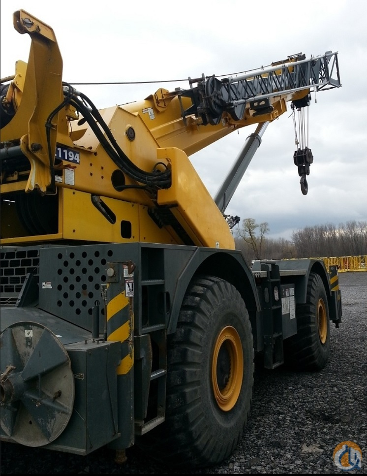2007 Grove RT890E Crane for Sale in Syracuse New York on CraneNetworkcom