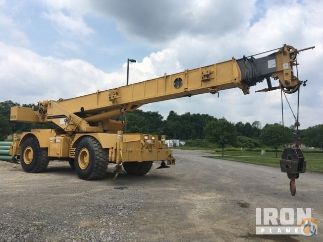 Sold 1996 Grove RT-635C Rough Terrain Crane Crane for  in Saxonburg Pennsylvania on CraneNetwork.com