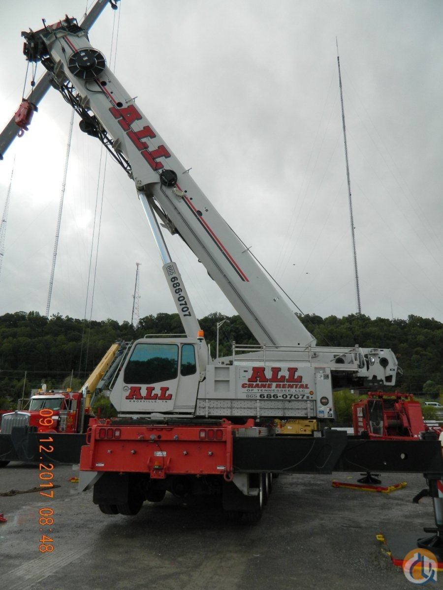 Link-Belt HTC-3140 LB For Sale Crane for Sale in Knoxville Tennessee on CraneNetwork.com