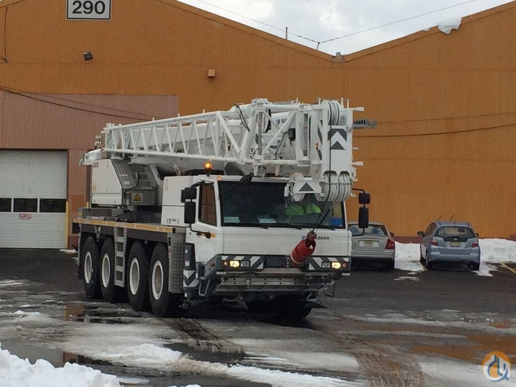 2016 Tadano ATF 100G-4 110 Ton Crane for Sale in Southfield Michigan on CraneNetwork.com