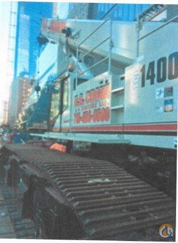 2016 LINK-BELT TCC-1400 Crane for Sale in New York New York on CraneNetwork.com