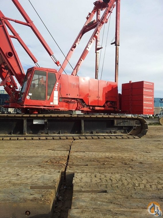 2007 Manitowoc 2250 Series 3 Crane for Sale on CraneNetwork.com