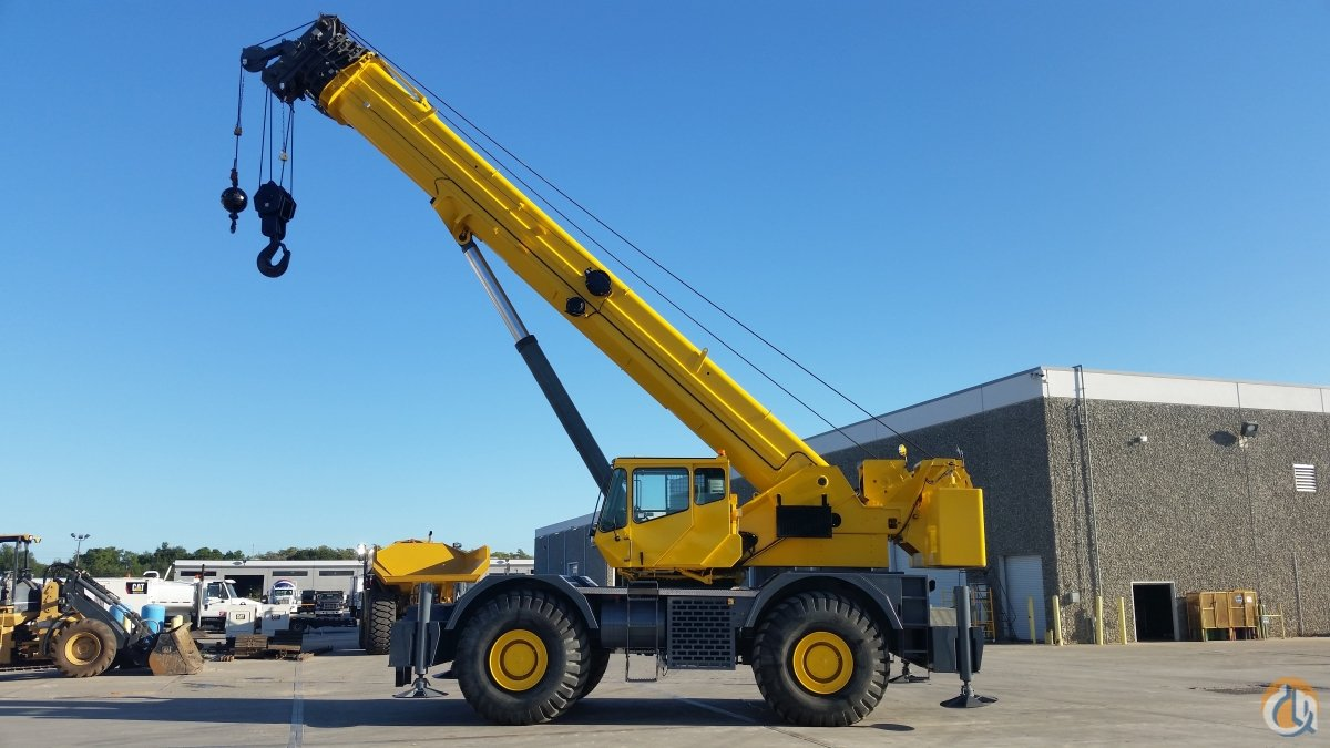 2009 GROVE RT890E T3 Crane for Sale in Orlando Florida on CraneNetwork.com