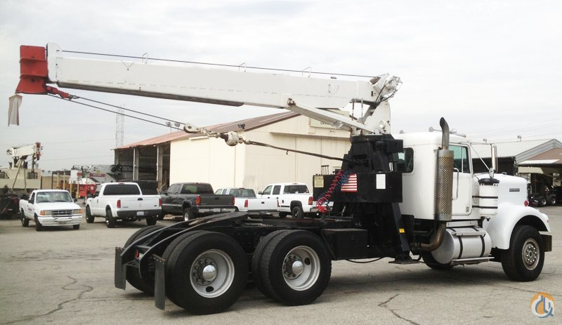 1980 National 647 Boom Truck 600 Series Crane for Sale on CraneNetwork.com