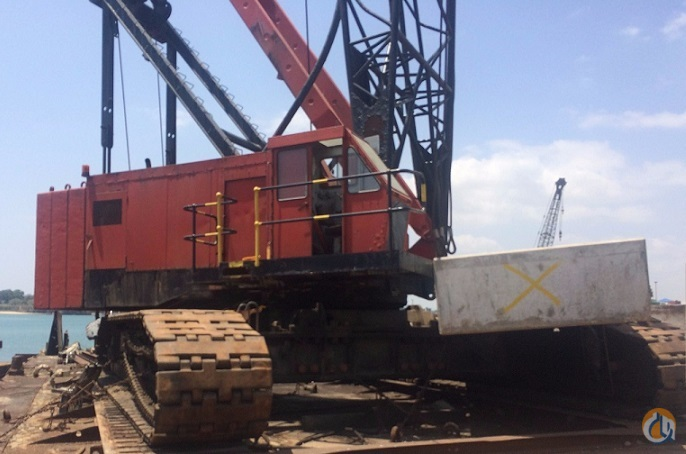CHEAP PH 5300 CRAWLER CRANE FOR SALE 300 TON Crane for Sale on CraneNetwork.com