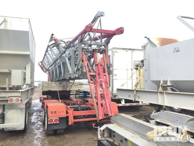 2000 Konig K28S Mobile Tower Crane Crane for Sale on CraneNetworkcom