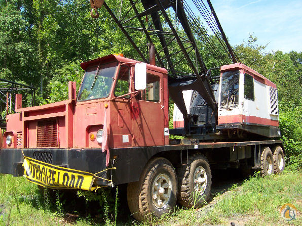 Lima 900TC Crane for Sale in Kernersville North Carolina on CraneNetwork.com