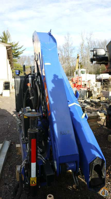 2014 PM KNUCKLEBOOM 21025 Crane for Sale in Hatfield Pennsylvania on CraneNetwork.com