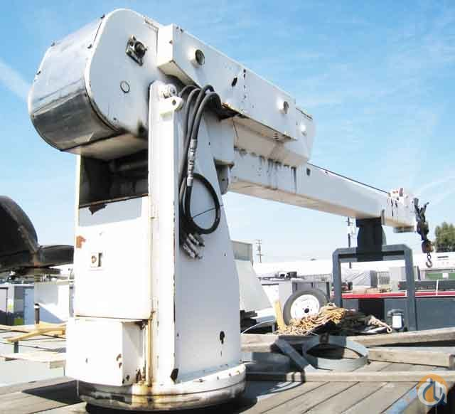 Dynalift Unmounted Sign Crane Crane for Sale on CraneNetworkcom