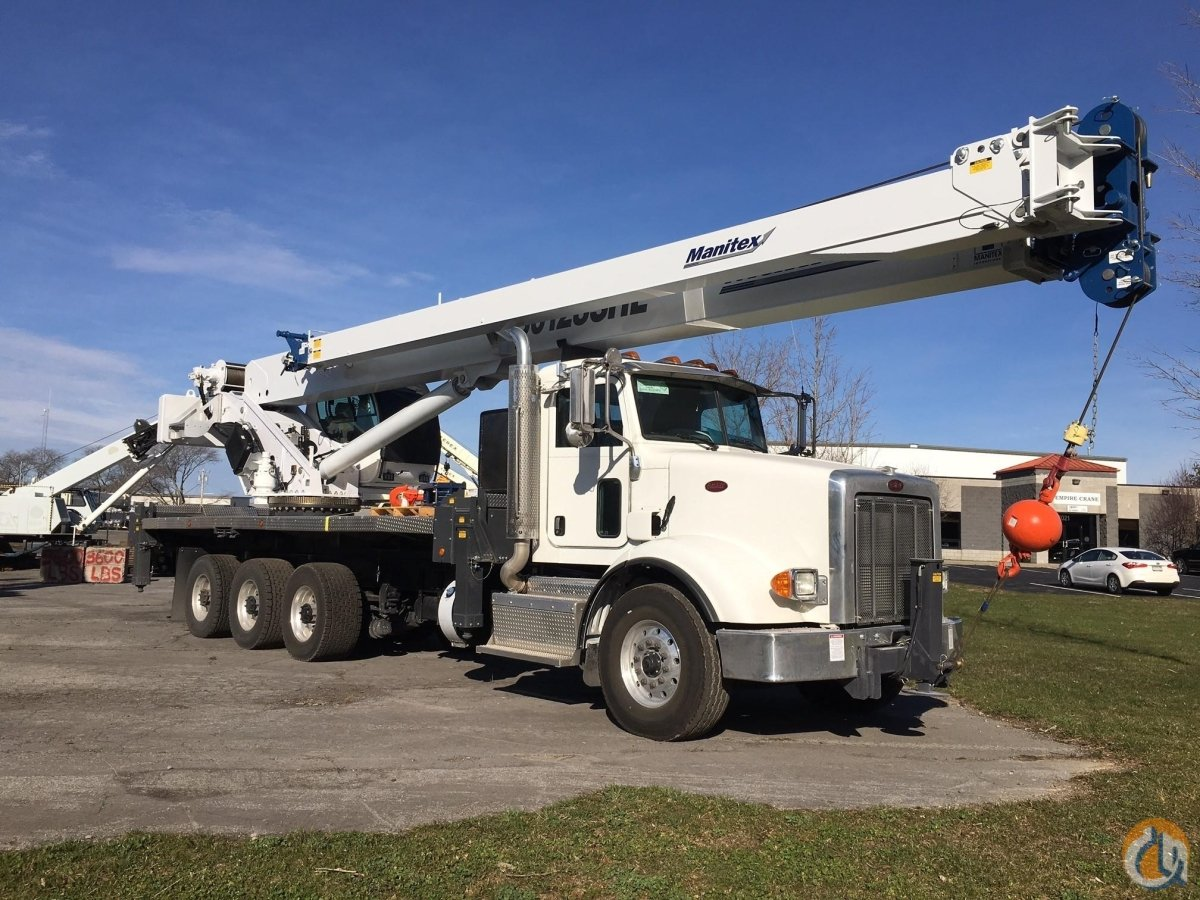 2019 MANITEX 50128SHL Crane for Sale in North Syracuse New York on CraneNetwork.com