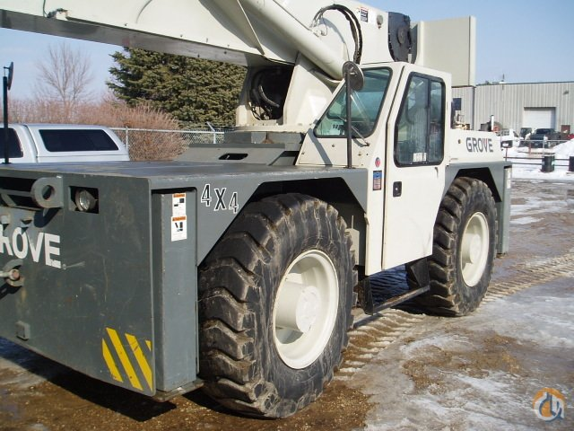 Grove YB 7722XL  22 ton Carry Decks - Two Available Crane for Sale or Rent in Savage Minnesota on CraneNetwork.com