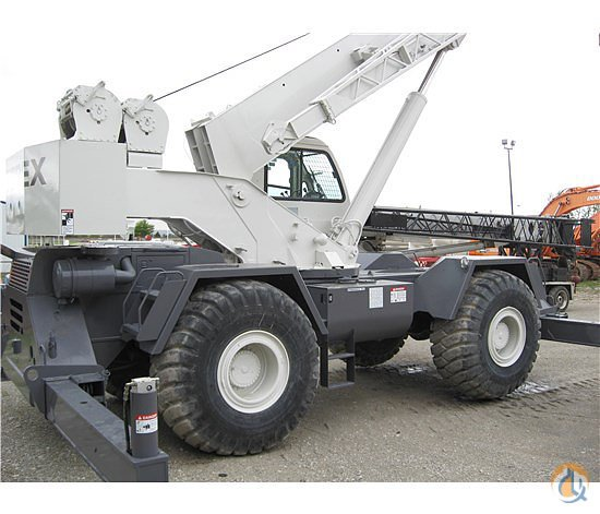 2002 Terex RT555 Crane for Sale on CraneNetwork.com