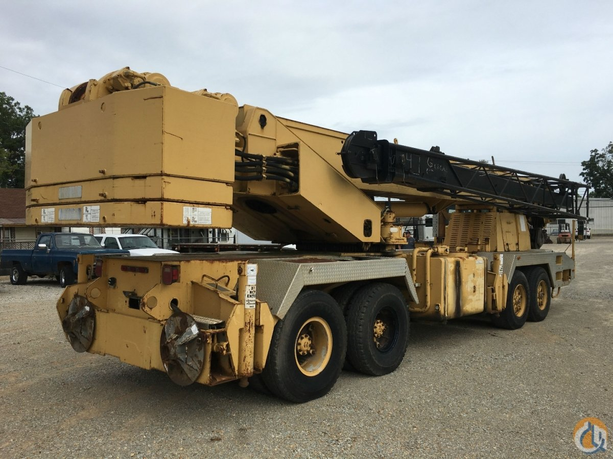 1996 GROVE TMS700B TRUCK CRANE Crane for Sale on CraneNetwork.com