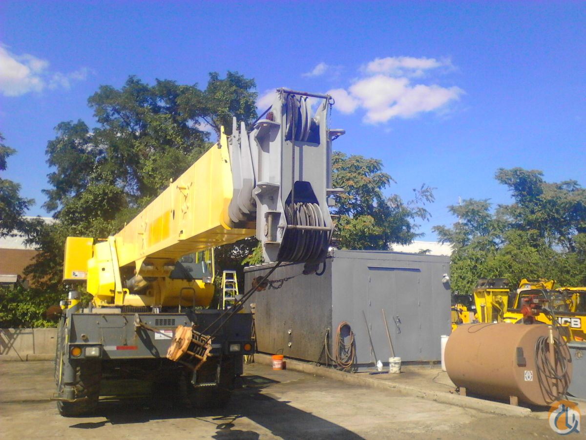 2007 Grove RT540 Crane for Sale in Piscataway Township New Jersey on CraneNetworkcom