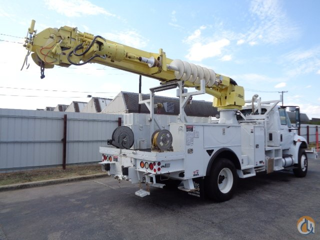 2013 Altec DM45-BB Crane for Sale in Birmingham Alabama on CraneNetwork.com