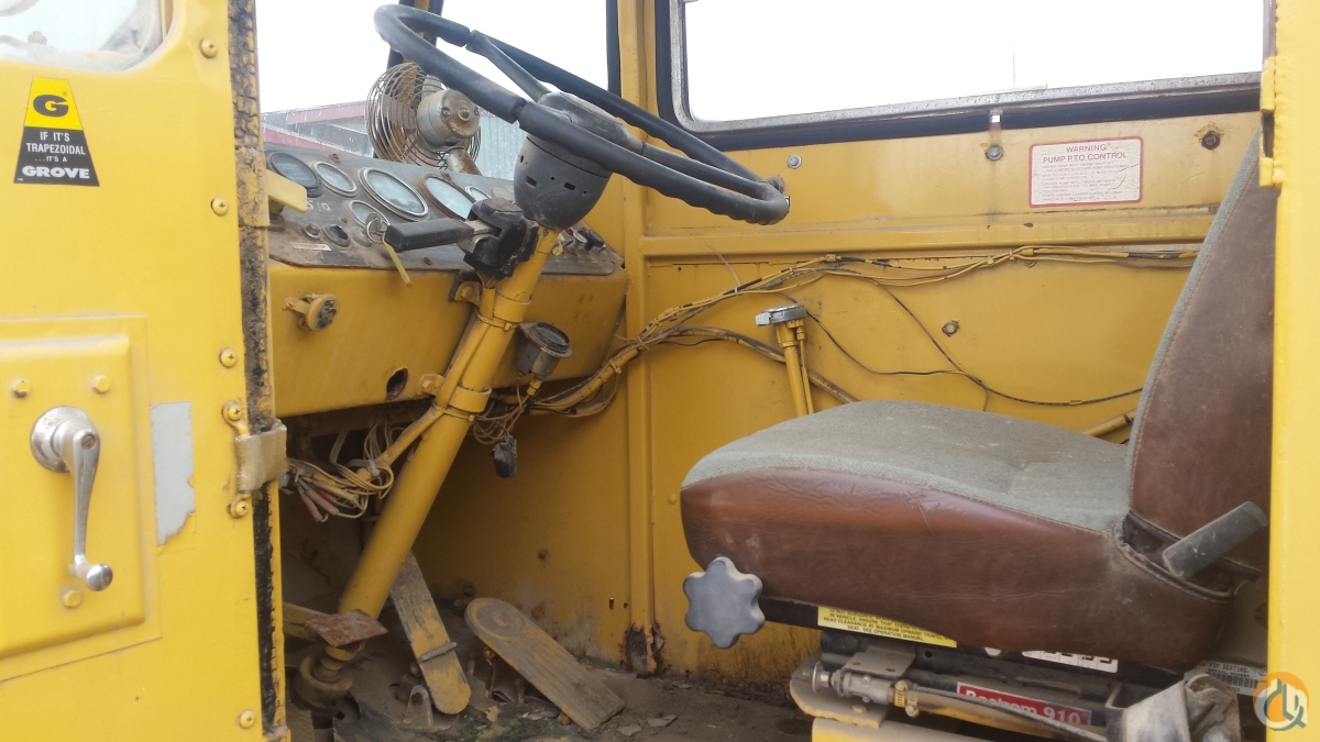 1973 Grove 8450G Crane for Sale in Sioux Falls South Dakota on CraneNetwork.com